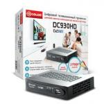 Приставки DVB-T2 D-COLOR DC930HD в Москве