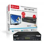 Приставки DVB-T2 D-COLOR DC1301HD в Москве
